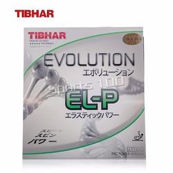 Tibhar Evolution Elp EL-P Non di Cattivo Gusto di Spagna Germania Gomma di Ping-Pong Pips-in Ping Pong Spugna Tenergy stile