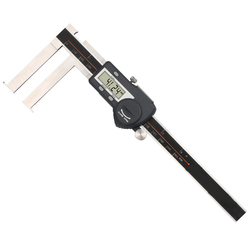 8-150 Mm Electronic Digital Inside Groove Caliper with Knife Edge Caliper Steel
