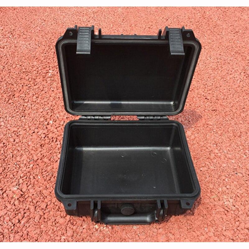Tööriistakast tööriistakasti kohver Löögikindlalt suletud - Tööriistade hoiustamine - Foto 6