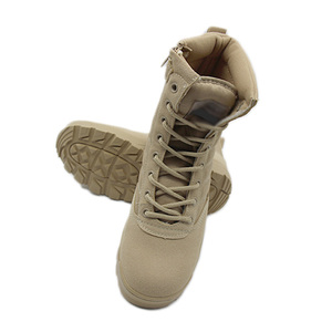 Image 4 - Tactical Boots Military Mens Desert Army Boots Hiking Training Waterproof Shoes Outdoor Combat Climbing Hunting Sport Shoes