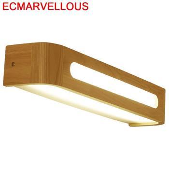 Kinkiety Bedroom Coiffeuse Avec Miroir Sconce Penteadeira Applique Murale Aplique Luz Pared Luminaire Light For Home Wall Lamp