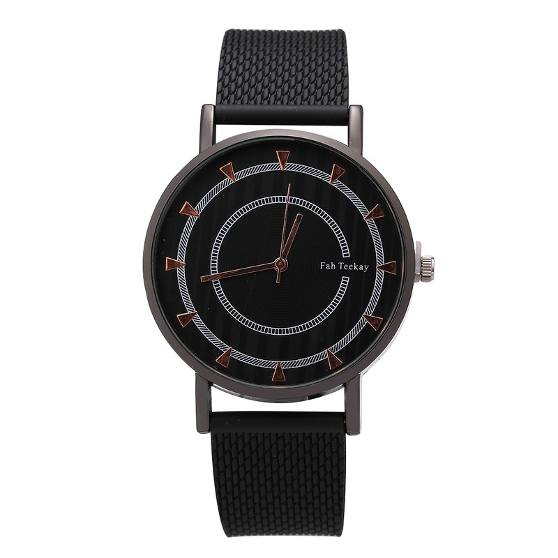 Ebey Hot Money Scale Black Men Live Waterproof Fashion Watches Network Strap Luxury Shi Yingnan Performance Goods