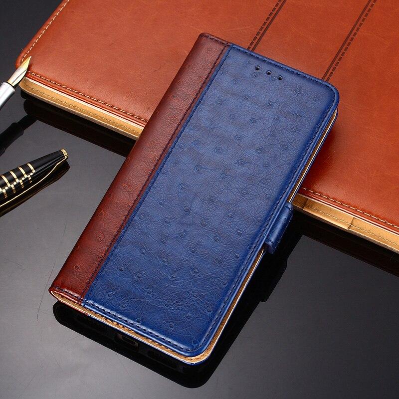 Leather Wallet Case for Meizu V8 Pro U10 S6 Note 9 8 6 5 3 2 MX6 M8 M6S M6 M5S M5 M3S M3 M2 M15 Lite Mini Phone Case Cover