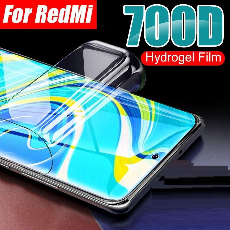 Filme de hidrogel para xiaomi redmi 4x 4a 5a 6a s2 em redmi 3 3s 4 prime 5 plus 6 pro filme duro não temperado vidro