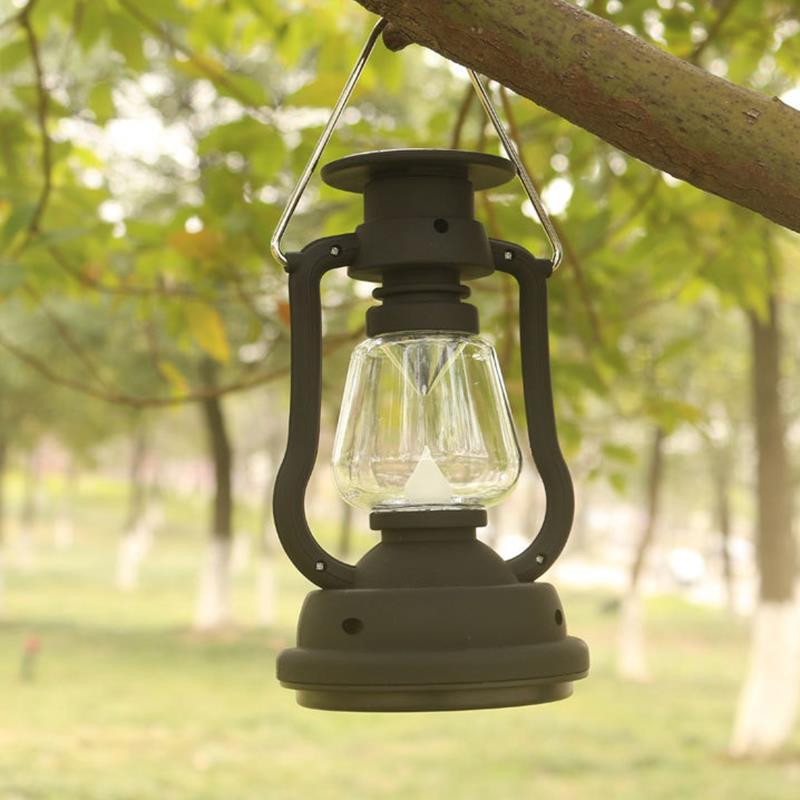 20 см Ретро керосиновые лампы, винтажные керосиновые лампы, герметичное уплотнение, высокое качество, не ржавеет, наружные лампы для кемпинга|Светодиодные солнечные лампы|   | АлиЭкспресс