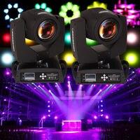 2pcs 230W Osram 7R Zoom Prism Beam Moving Head Strobe Light Disco DJ Party Stage Xmas
