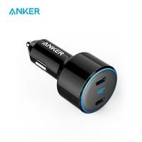 USB C Auto Ladegerät, Anker 48W 2-Port PIQ 3,0 Schnelle Ladegerät Adapter, powerDrive + III Duo mit Power Lieferung für iPhone 11/11 Pro/1