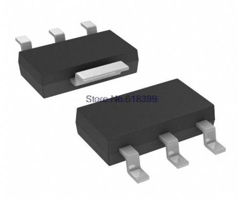 NCP1117ST33T3G NCP1117 LDO Регулятор Pos 3,3 V 1A 4-контактный разъем (3 + вкладкой) СОТ-223 T/R