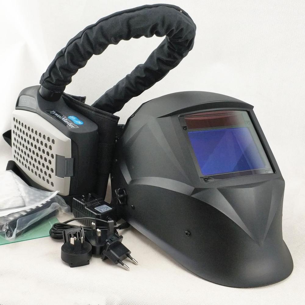 welding mask respirator