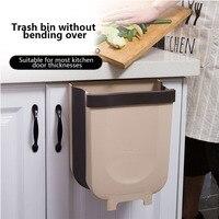8l foldable 휴지통 수 부엌 쓰레기통 플라스틱 쓰레기 쓰레기통 대용량 욕실 화장실 쓰레기 봉투 컨테이너