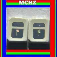 400 Pcs 2835 0.4W 150MA 520-525NM 510-515NM Verde