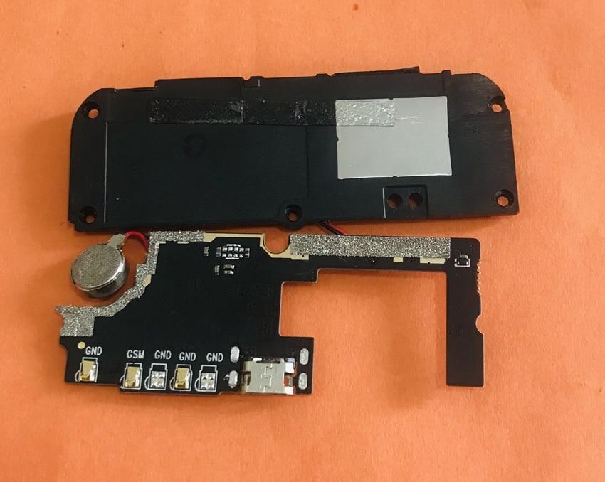 Placa de carga de enchufe USB Original usada para Ulefone X MT6763 Octa Core 5,85