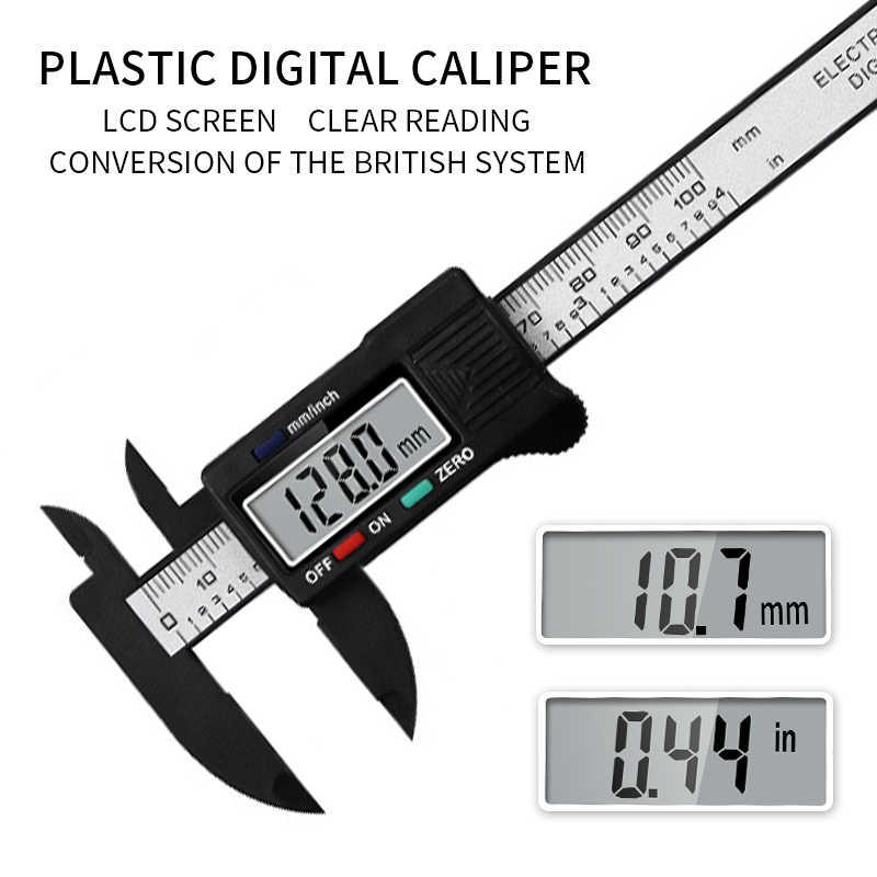 150mm Metal Digital Vernier Caliper LCD// Electronic Micrometer Gauge Measurement