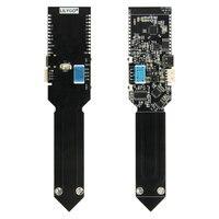 TTGO T Higrow ESP32 WiFi Ve Bluetooth Pil Ve DHT12 Toprak Sıcaklığı Ve Nem Fotometrik Elektrolit Sensörü|Devreler|Tüketici Elektroniği -
