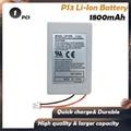 1 шт., литий-ионный аккумулятор для Sony PlayStation3 PS3, геймпад, беспроводной Bluetooth контроллер, 3,7 В, 1800 мАч, сменная перезаряжаемая ячейка