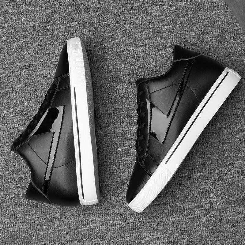 Мужская официальная обувь; зимняя мужская модельная обувь; брендовая мужская кожаная обувь; Мужская классическая деловая обувь; большие размеры 39-44% 18789
