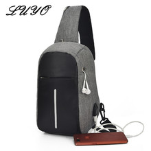 LUYO Nylon Casual Men Backpack Waist Bags Mobile Phone Travel Pouch Bag Fanny Pack Holographic Purse Waistbag Sac Ceinture(China)