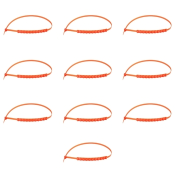 10 sztuk opona samochodowa łańcuchy uniwersalne łańcuchy opon antypoślizgowy awaryjny plastikowy krążek Ch Q39F tanie i dobre opinie CN (pochodzenie) nylon
