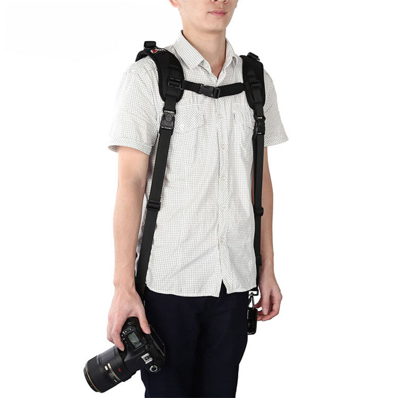 New Style FOCUS Single-lens Reflex Camera F1 Camera Fast Gunman Fast Photo Hand Suspender Strap Camera Straps Single Shoulder Fa