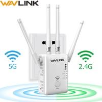 dual band אנטנה טווח Wi-Fi ב -5 Ghz משחזר Wifi נתב אלחוטי AC1200 Dual-Band המאריך נקודת גישה Booster WiFi 1200Mbps גבוהה שבח אנטנה (1)
