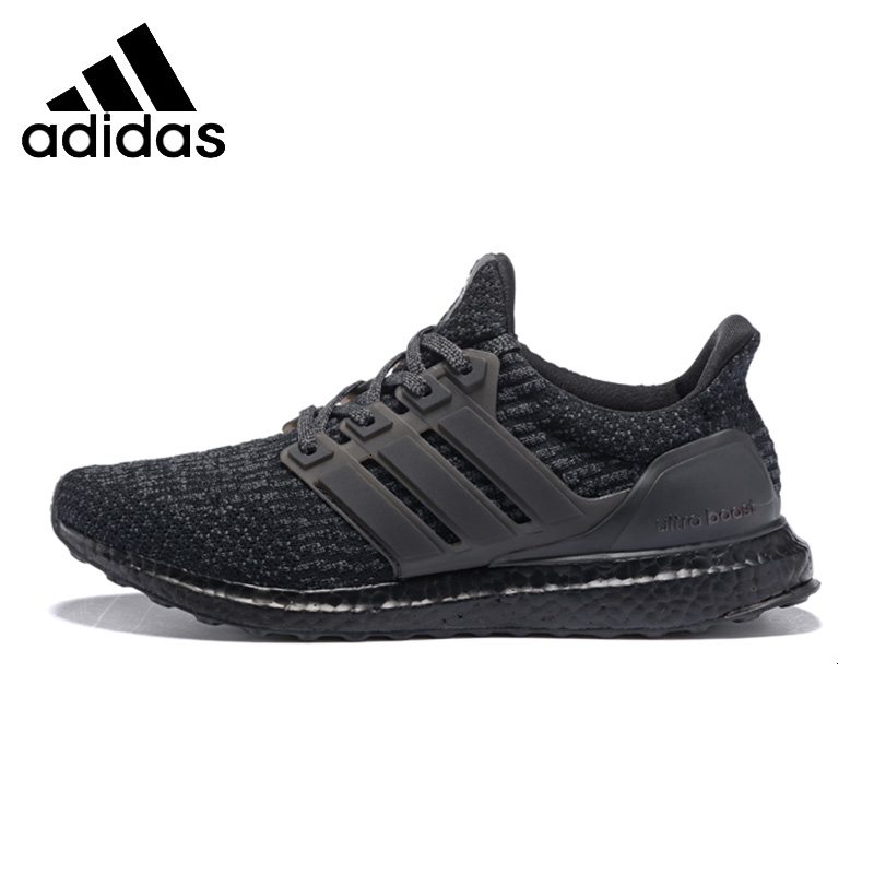 <font><b>ADIDAS</b></font> Brethable Ultra Boost 3.0 Man Running Shoes Anti Slipery UB3.0 Sports <font><b>Sneakers</b></font> image