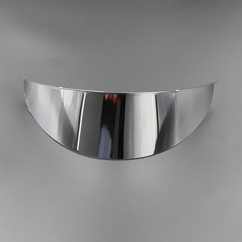 Motorcycle Chrome Headlight Visor 7