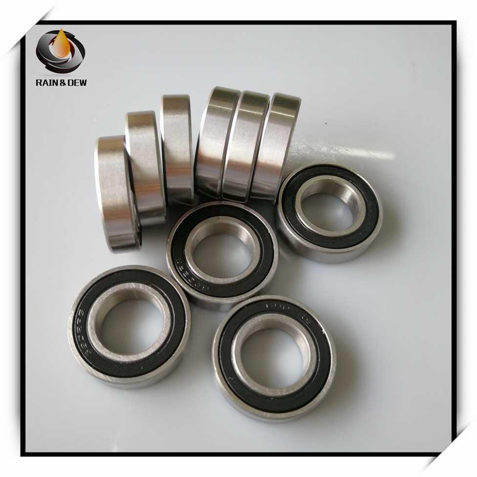1 PC BAIJIAXIUSHANG Bearings 15267RS Si3N4 Hybrid Ceramic Bearing 15x26x7mm ABEC-1 Bicycle Bottom Brackets Spares Ball Bearings 15267-2RS