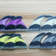 Fins-Set Surfboard-Fins Honeycomb-Future-Fins Half-Carbon Tri Hot-Selling High-Quality