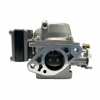 New Carburetor Assy Boat Motor For Replacement Yamaha 2 stroke 6hp 8hp 6G1 14301 01
