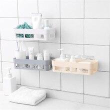 Bathroom Shelf Drain-Rack Toilet-Suction Wall-Hanging
