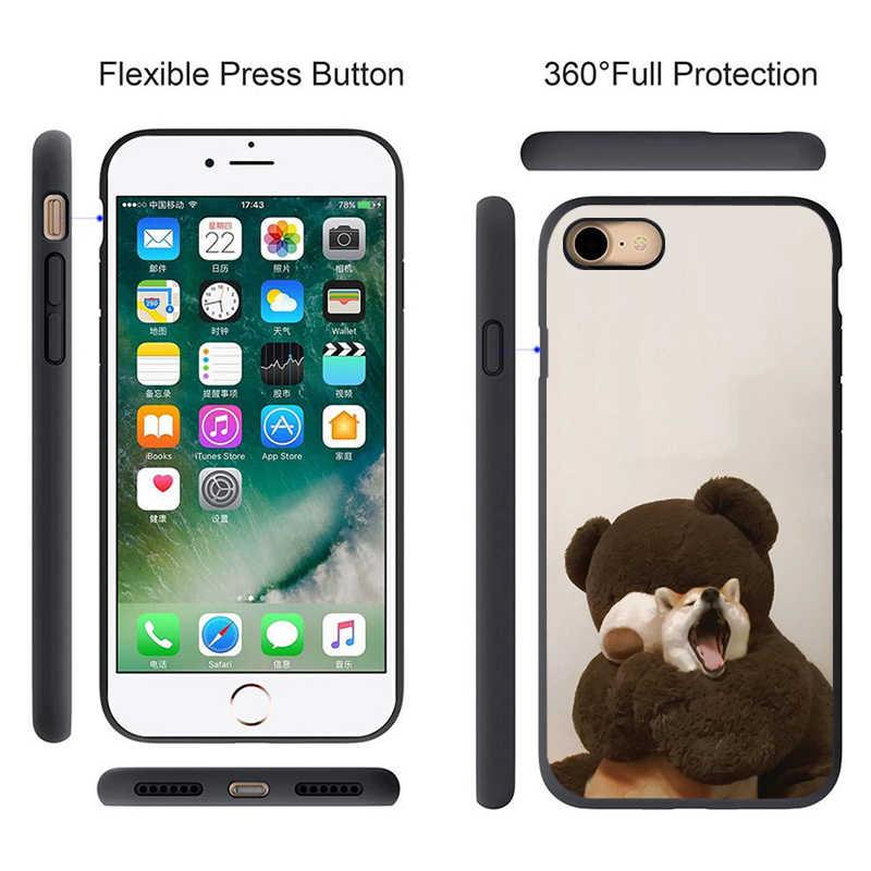 ウサギ犬キャパ Huawei 社 1080p スマート P8 P9 P10 2018 2019 メイト 20 honor 8A 20S 10 9 プロ Y7 Y9 Coque Huawi P20 Lite のケース
