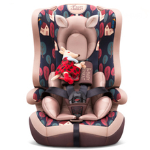 цена на 2020 Child Car Safety Seats for girls and boys Baby seat Kids Children chair autocradle booster 9 months-12 years