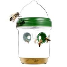 Taşınabilir Wasp güneş enerjisi tuzak öldürmek haşere meyve sinek öldürücü reddetmek Hornet Catcher asılı bahçe aracı arı Trapper
