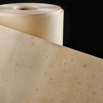 Chiński papier Xuan Rijstpapier surowy papier Xuan do malowania kreacje kaligrafii chiński papier ryżowy z rozproszoną złotą plamą tanie i dobre opinie suvtoper Raw Xuan Paper Rice Papers with Scattered Golden Spot Normal Xuan Paper