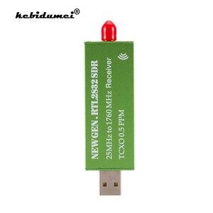 Image 1 - RTL SDR טלוויזיה סורק מקלט USB2.0 מקלט טלוויזיה מקל AM FM NFM DSB LSB SW רדיו מוגדר תוכנה SDR 0.5 PPM TCXO RTL2832U R820T2