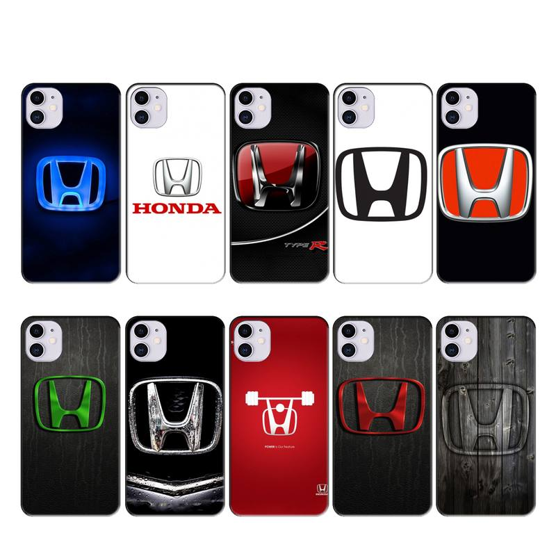 Tao Taoju Honda Wallpaper Logo Case Coque Fundas For Iphone 11 Pro Max X Xs Xr 4s 5s 6s 7 8 Plus Se 2020 Cases Cover Phone Case Covers Aliexpress