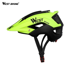 WEST BIKING Cycling Bike Bicycle Helmet For Man Woman MTB Mountain Road Bike Helmet Bicycle Cycle Helmets Cycling Equipment цена 2017