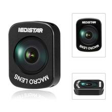 3 seçenek Balıkgözü/Geniş Açı/Mikro Lens Manyetik Adsorpsiyon Tasarımı DJI OSMO Cep El Gimbal Kamera Aksesuarları