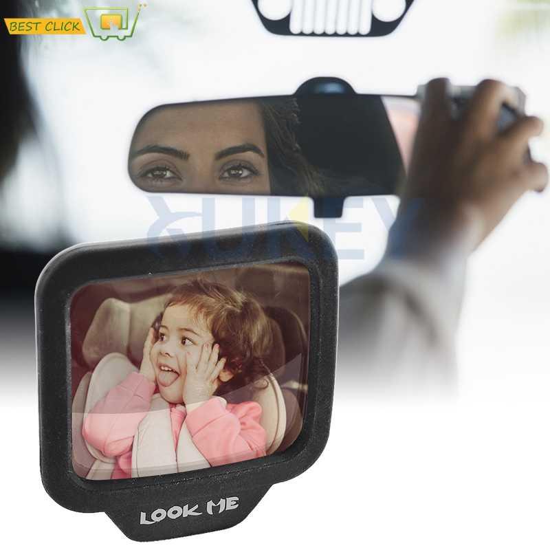 Réglable voiture accessoires appui-tête montage enfant infantile soin sécurité bébé enfants moniteur Auto sécurité large siège arrière rétroviseur