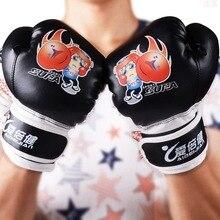 Боксерские перчатки для взрослых, боксерские перчатки Санда, женские боксерские детские игровые мешки с песком, муай тай, тренировочные перчатки, набор из дышащего материала C