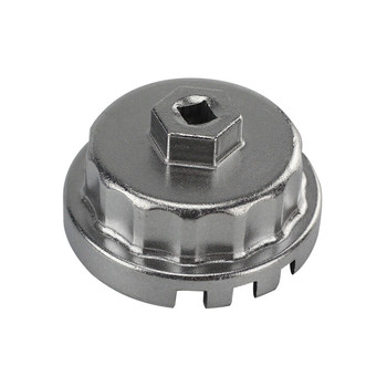 Universal Type 4 slots 64.5mm Oil Filter Wrench Socket Cap Remover Tool for Cars Trucks