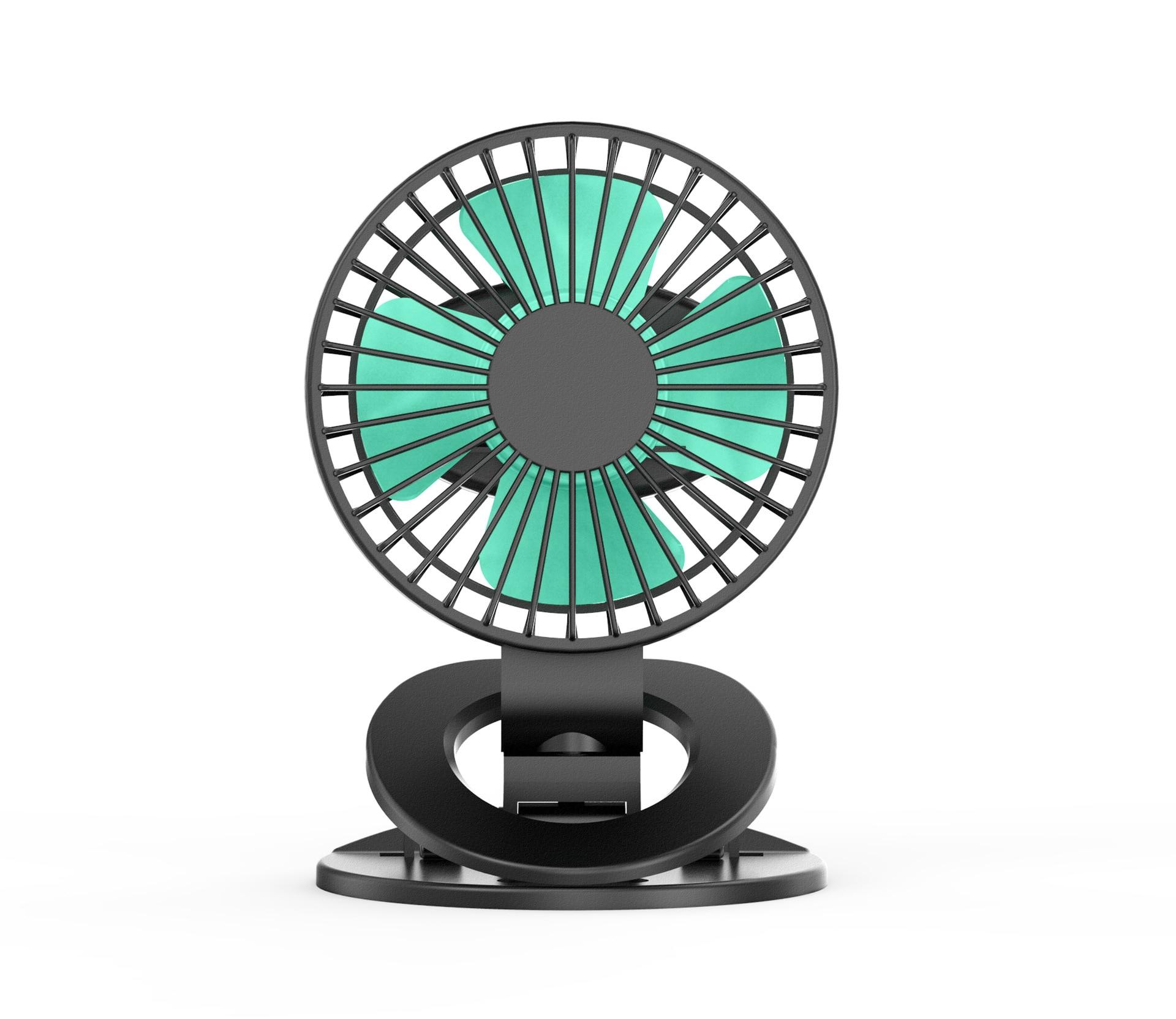Hot Sale Rechargeable Usb Handheld Mini Fan Silent Air Cooler Portable Desk Fans For Home Fans     - title=