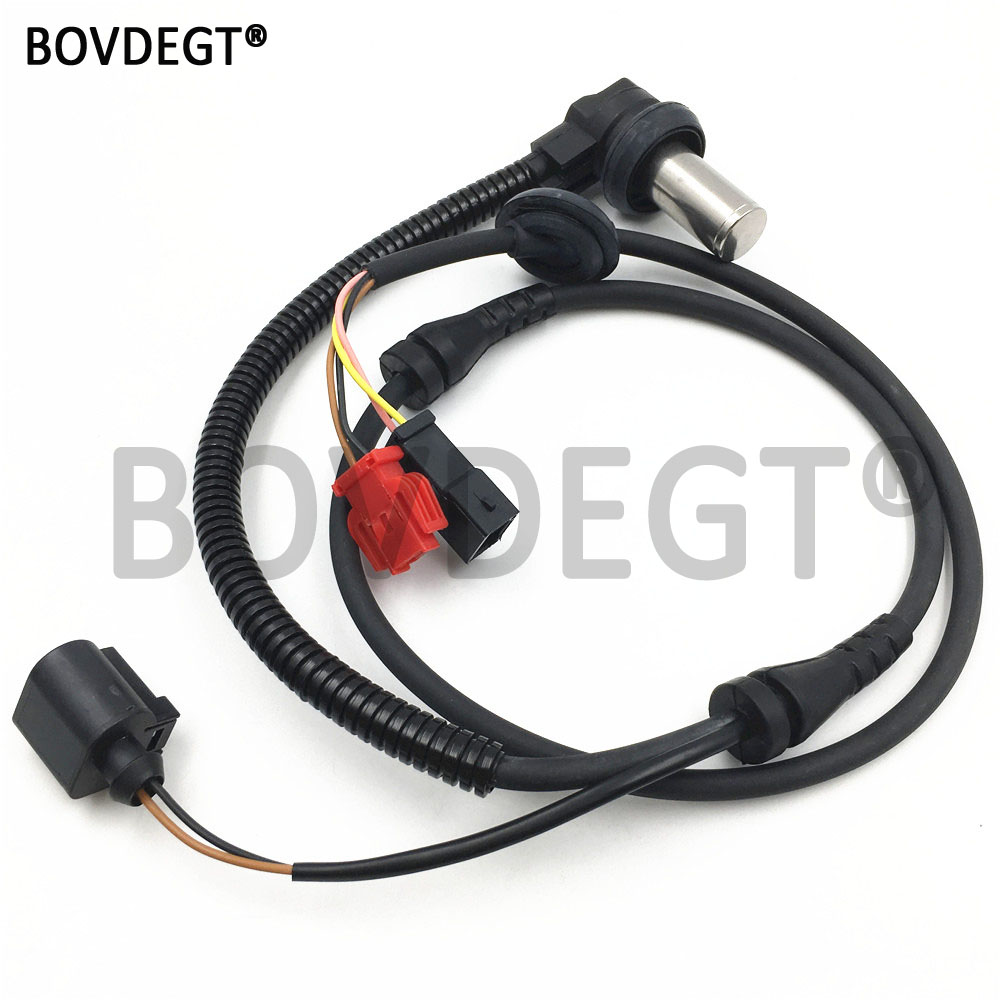 Front Left and Right ABS Wheel Speed Sensor for AUDI A4 Avant SKODA SUPERB 3U4 for VW PASSAT Variant etc. 8D0927803D 5S10468|for skoda superb|sensor sensor|audi passat - title=