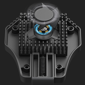 Image 5 - MEMO Mobile Phone Radiator Cold Wind PUBG Controller Gamepad Cooling Fan For 67 90mm Smart Phone Cooler