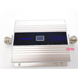 Image 4 - mobile phone GSM signal booster GSM signal repeater cell phone GSM 900MHZ signal amplifier with LCD display yagi full set