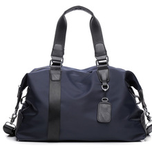 купить Foldable Sports Bag Travel Gear Waterproof Large Space Hand Bag Gym Yoga Bag Men For Fitness Luggage Shoulder Nylon Bags по цене 1975.32 рублей