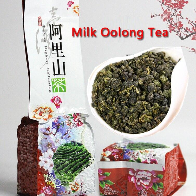 Milk Oolong Tea Taiwanese Luzhou-flavor Alishan Alpine Tea Jinxuan Baked 300g