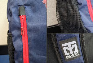 Image 5 - MOOTO טאקוונדו תרמיל קידום תיק S2 טאקוונדו ציוד מגן חבילה שתי כתפיים טה קוון דו שקיות