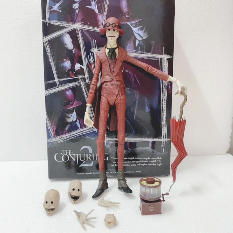 NECA Ultimate UNIVERSE Crooked Man Action Figure Horror Doll Gift Christmas