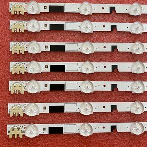 Image 3 - 14 PIÈCES LED bande de Rétro Éclairage pour Samsung UE40F6200AK UE40F6670 UE40F6800 UE40F6800 UE40F6200 UE40F6100 UE40F6400 UE40F6400AK UE40F5300 BN96 25305A 25304 25520A 2552A